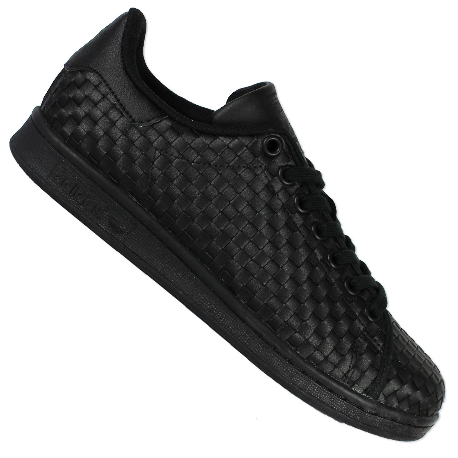 adidas Stan Smith trefoil triple blanc Chaussures Baskets