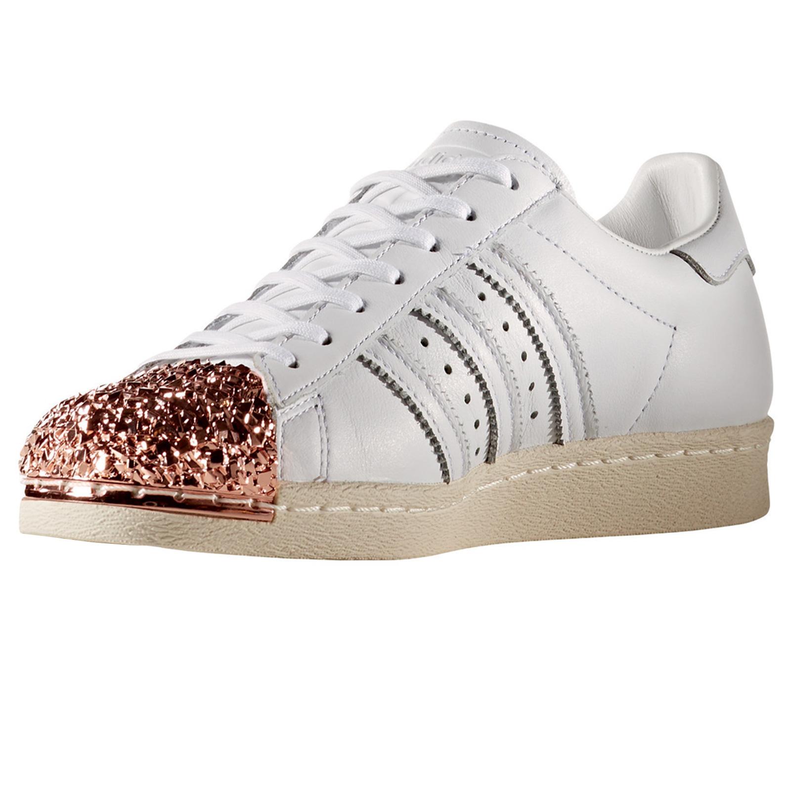 Adidas Adidas Superstar 80s Metal Toe W Schuhe grau   Damen
