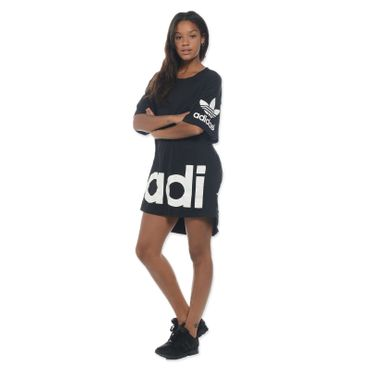 ADIDAS ORIGINALS X RITA ORA Mystic Moon Tee Dress – Bild 3