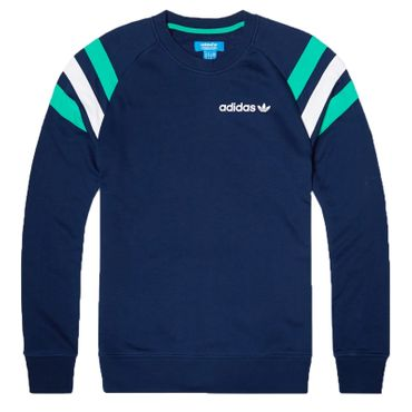ADIDAS ORIGINALS Fitted Crew New Sweatshirt – Bild 1