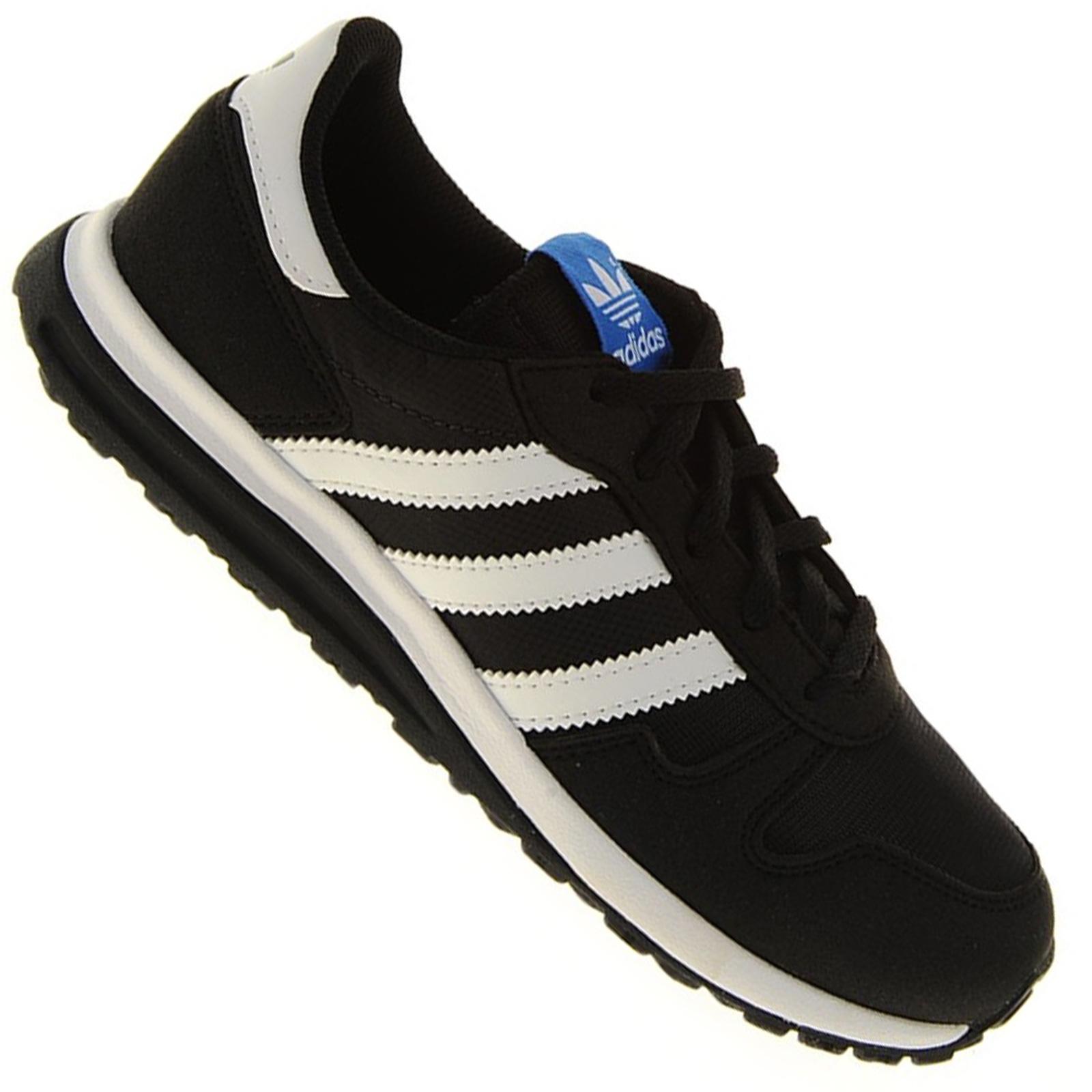 adidas jacke schwarz gold, adidas SL Street Sneaker