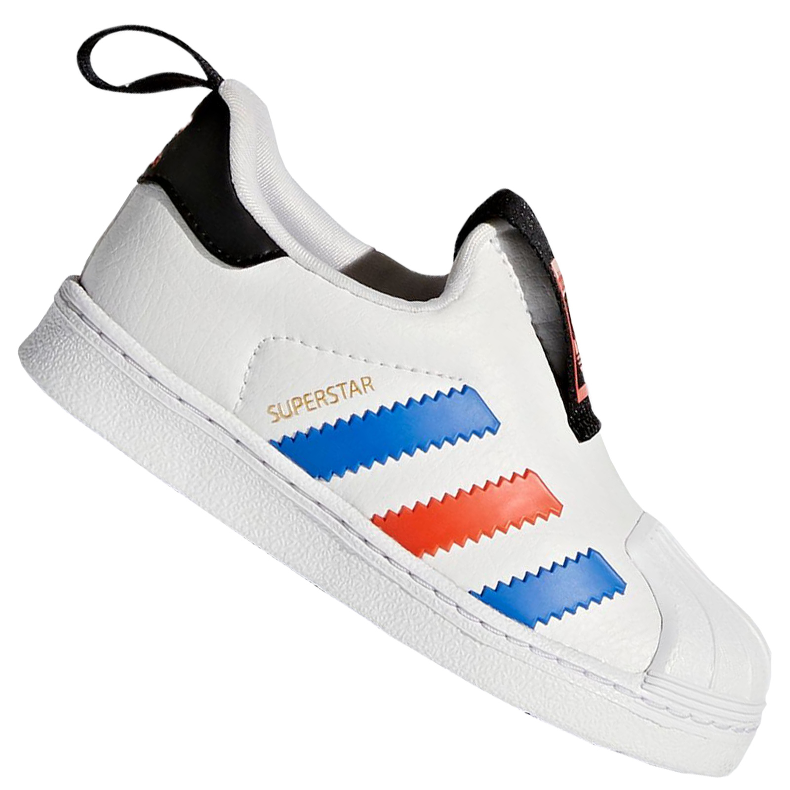 adidas superstar color hellblau