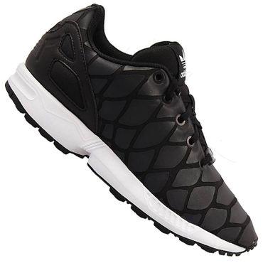 adidas Originals ZX Flux Sneaker Schwarz
