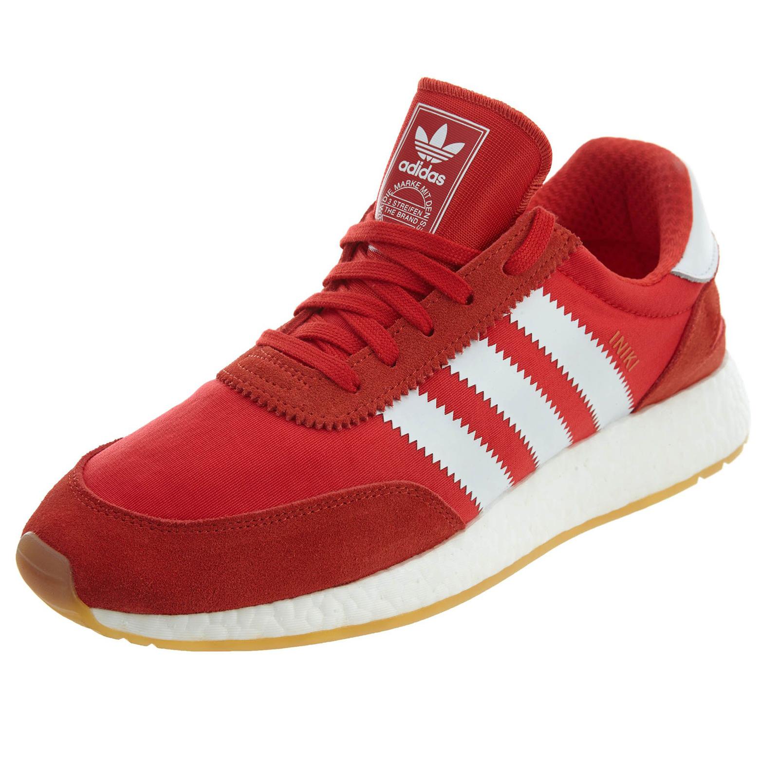 adidas Originals Iniki I 5923 Sneaker Turnschuhe Sportschuhe Schuhe BY9728 Rot