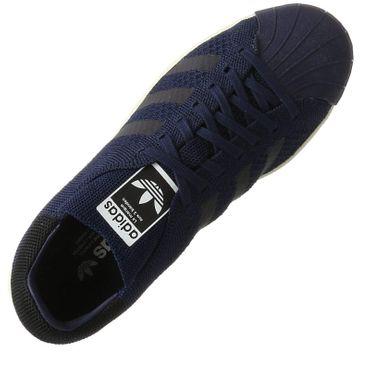 Details zu adidas Originals Superstar 80s Primeknit SST PK Herren Sneaker Schuhe Navy