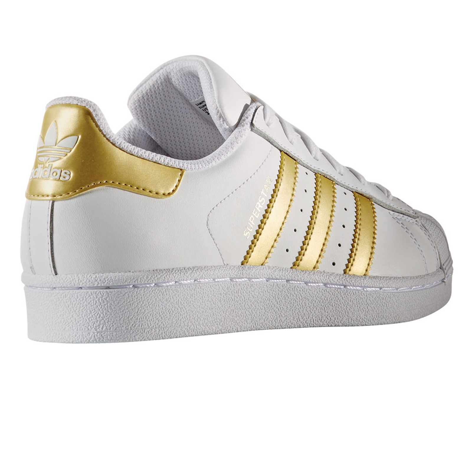 adidas Originals Superstar Damen Sneaker Weiß