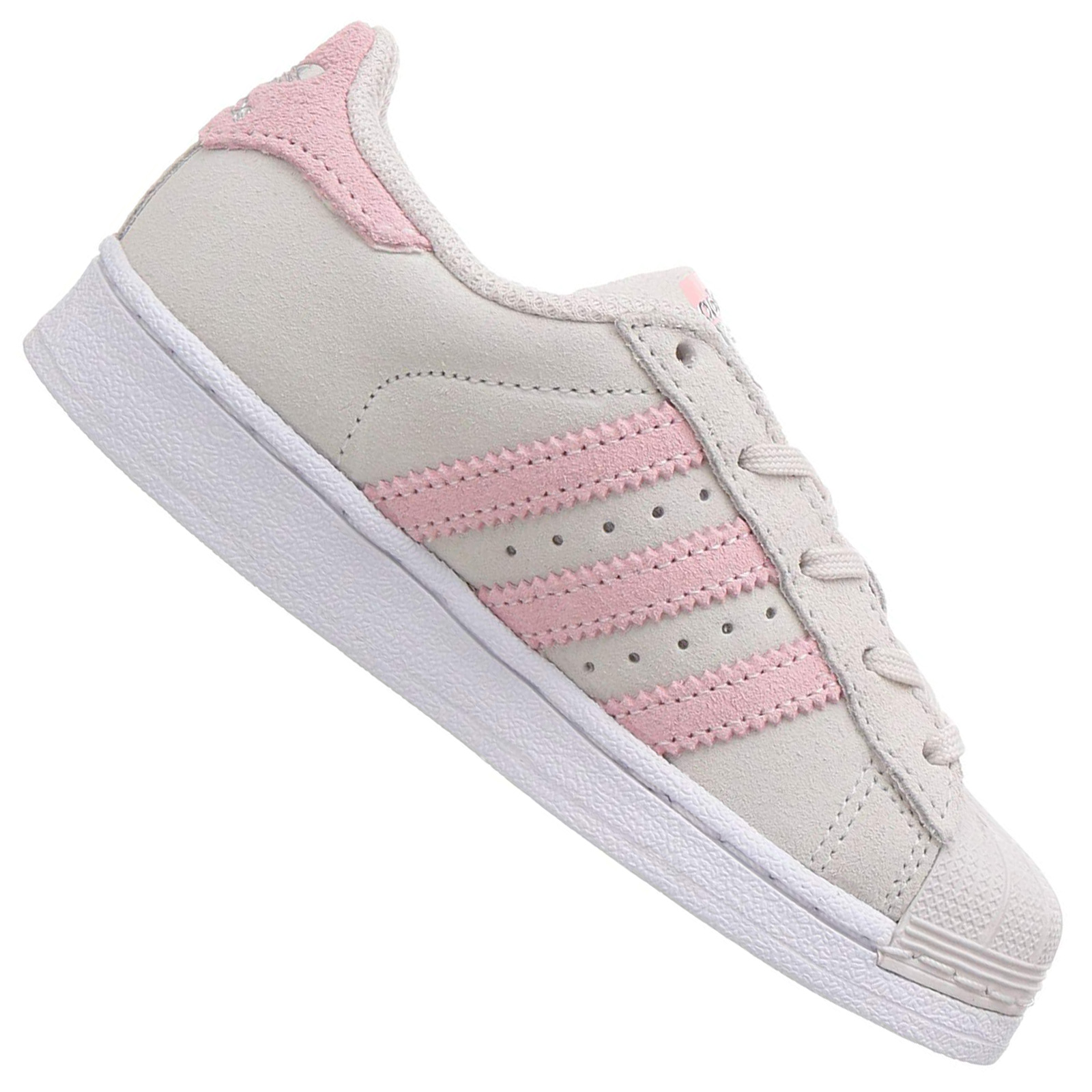 adidas superstar rosa kinder