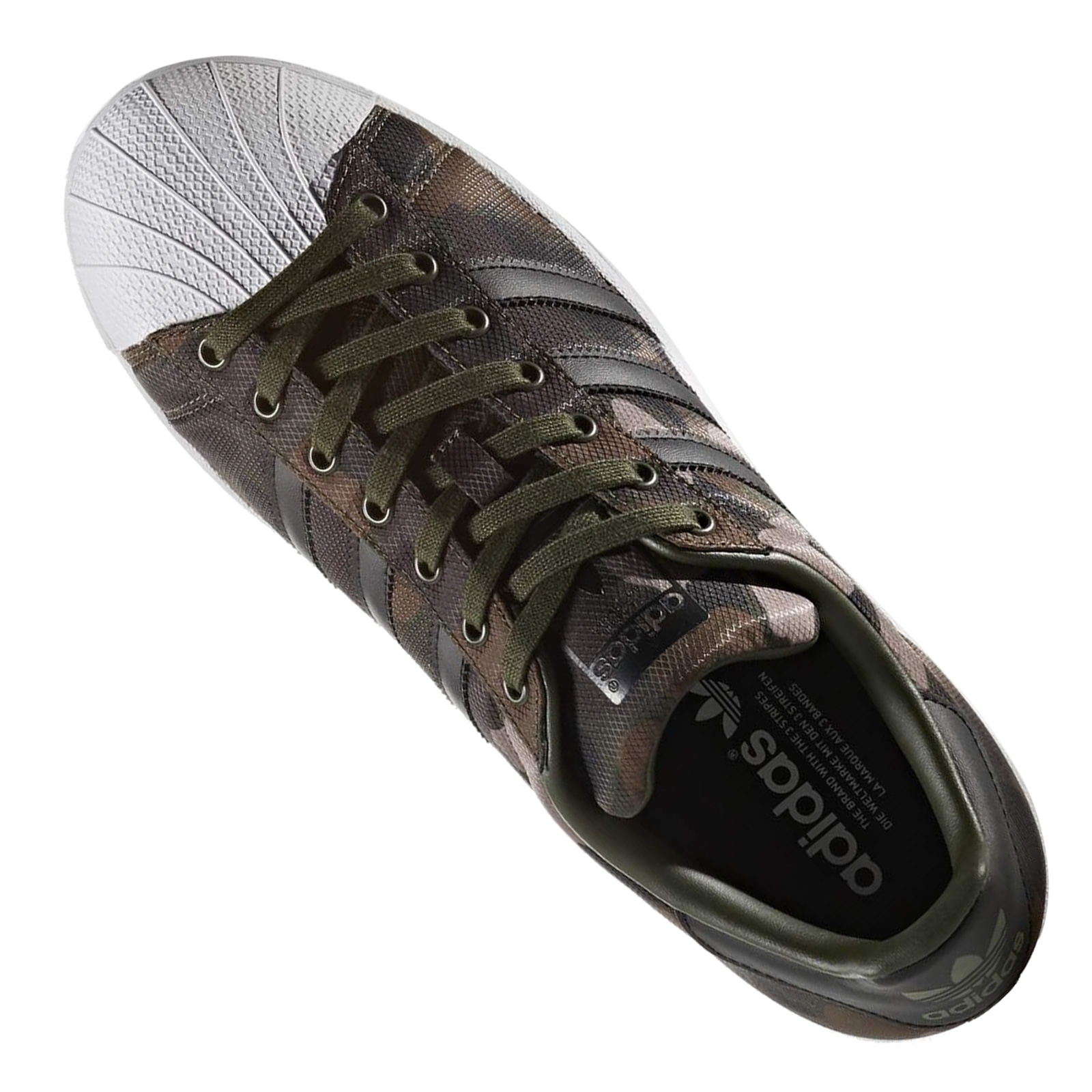 Details about Adidas Originals Superstar Camo Camouflage Trainers BZ0188 Sneakers Shoes
