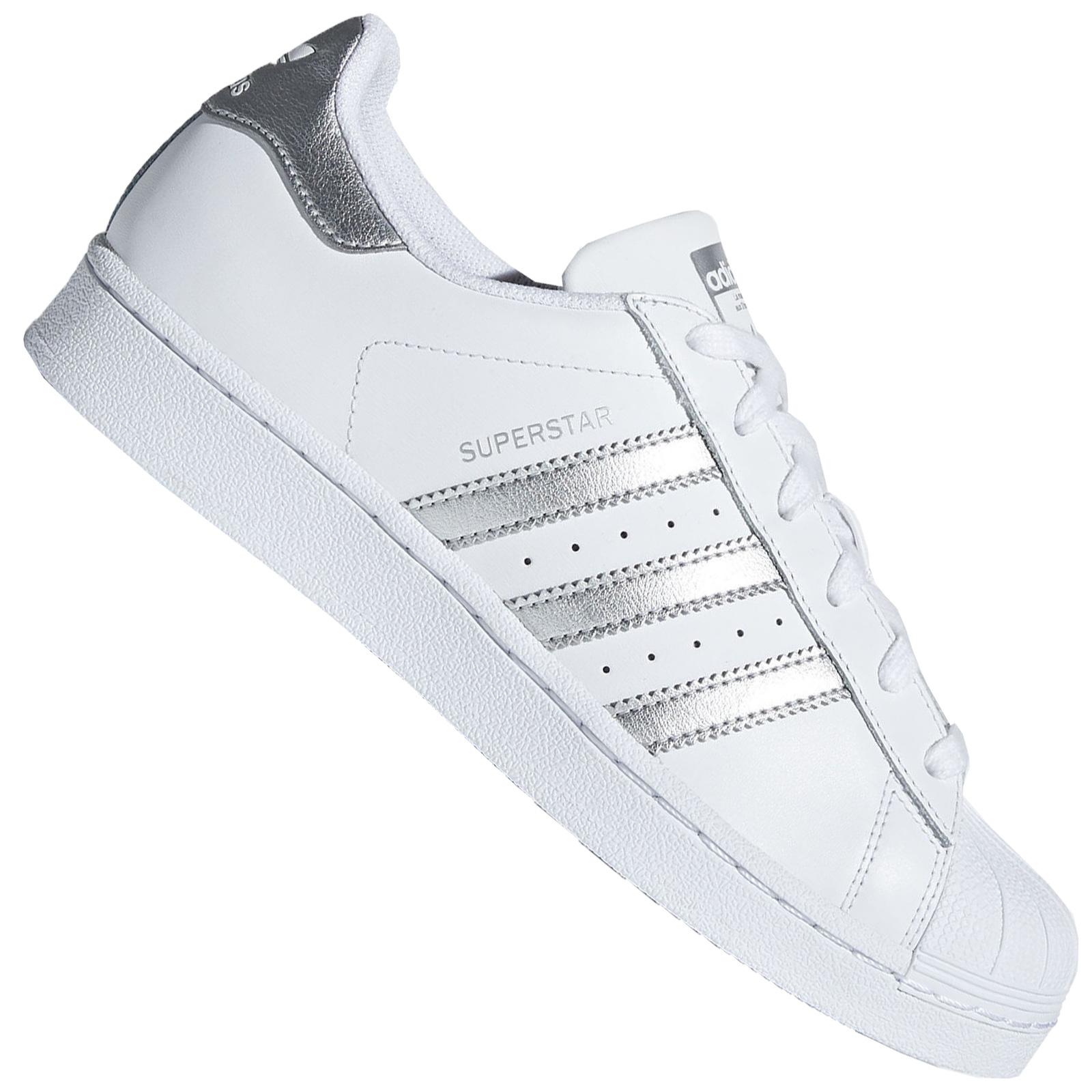 Originals Damen Silber Superstar Adidas F97387 Rarität
