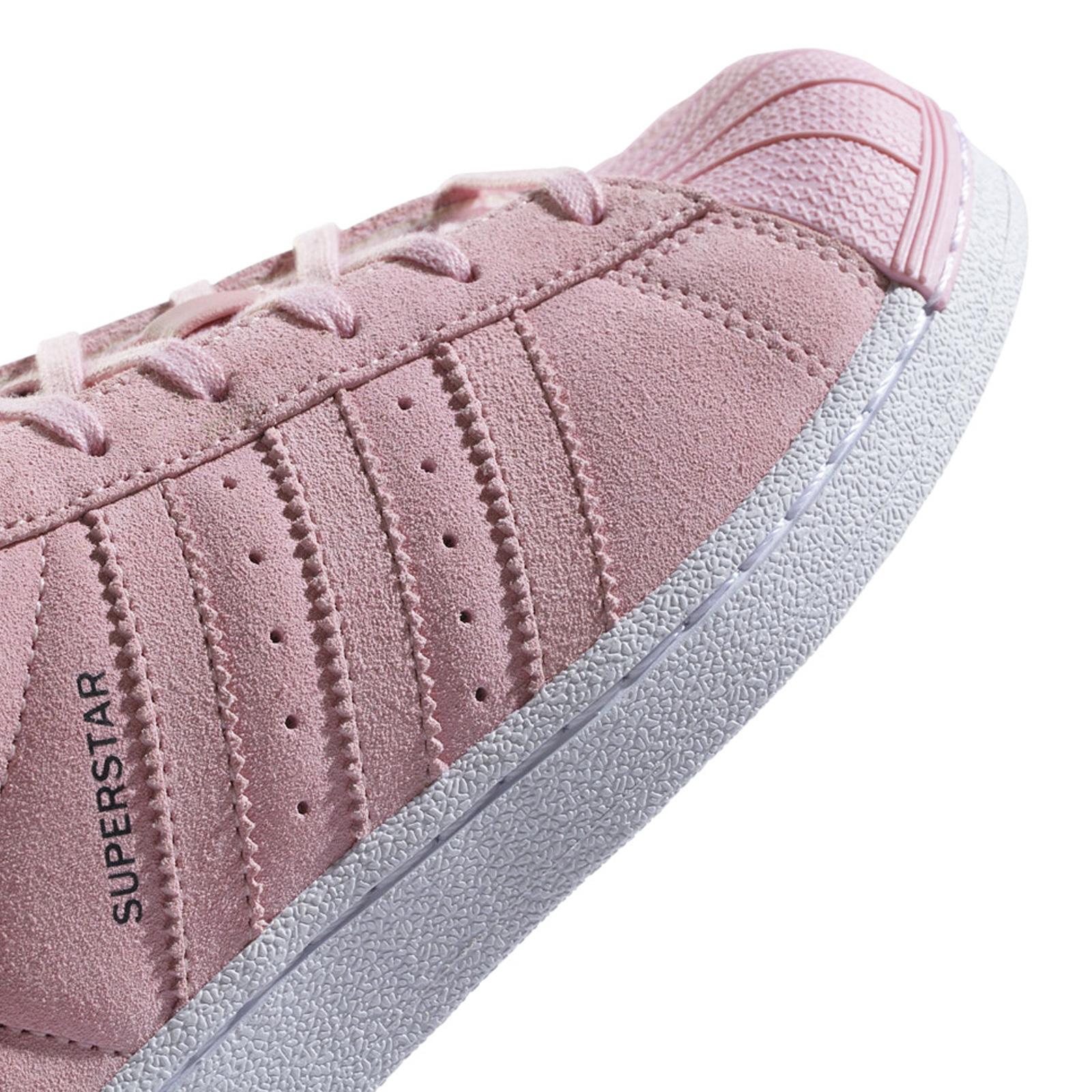adidas Originals Superstar Damen Sneaker Turnschuhe Rosa Shell Toe Camouflage