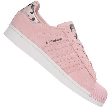 Adidas Superstar Damen Rosa