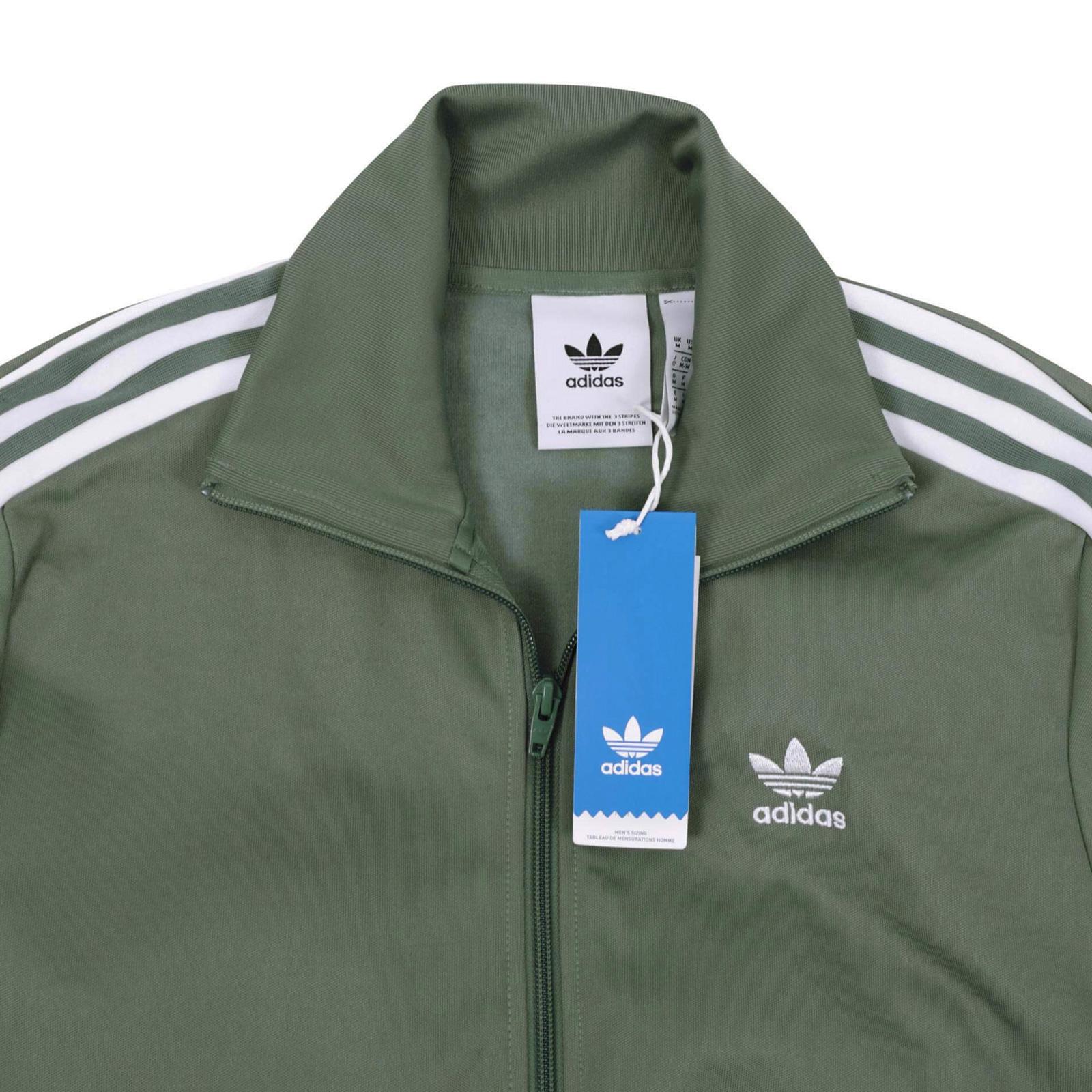 adidas Originals Apparel Beckenbauer Track Top Trace Green