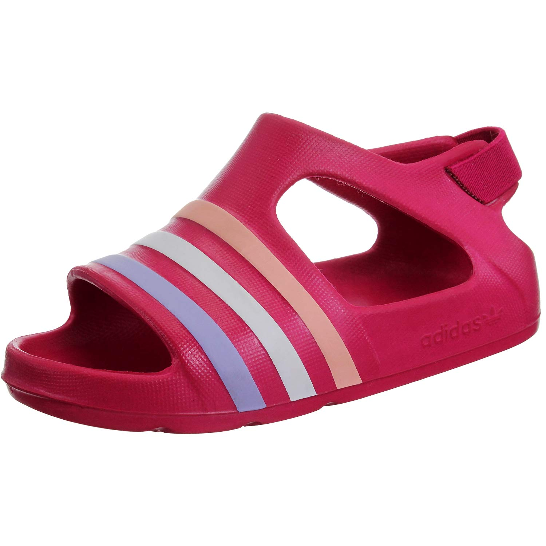 Details zu adidas Adilette Play Kinder Badelatsche Badeschuhe Strand Schwimmbad Schuhe Pink