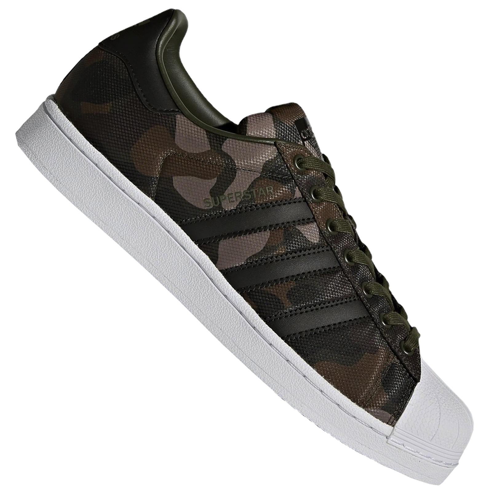 adidas superstar camo shoes