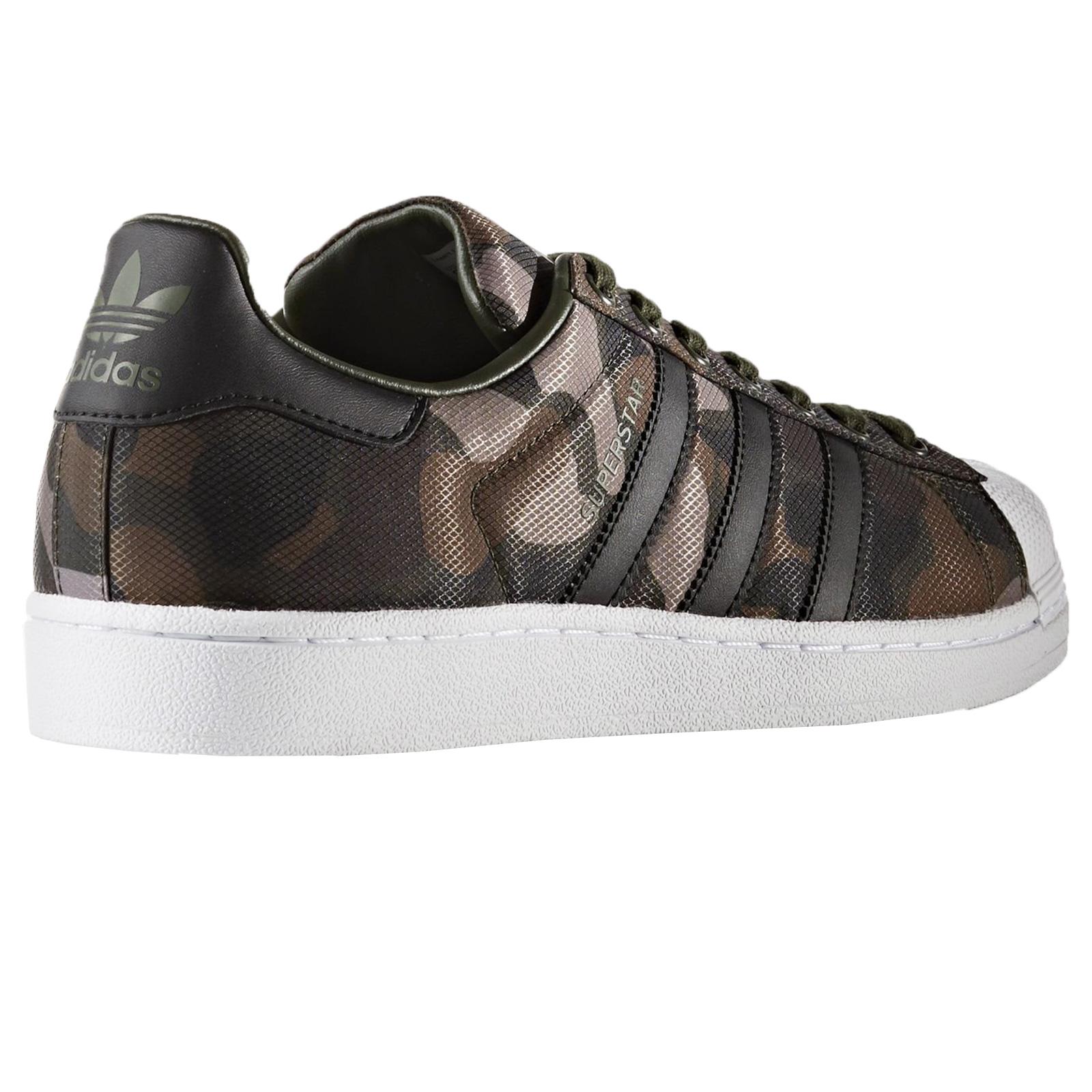 adidas Originals Superstar Camo Camouflage Sneaker BZ0189 Turnschuhe Schuhe