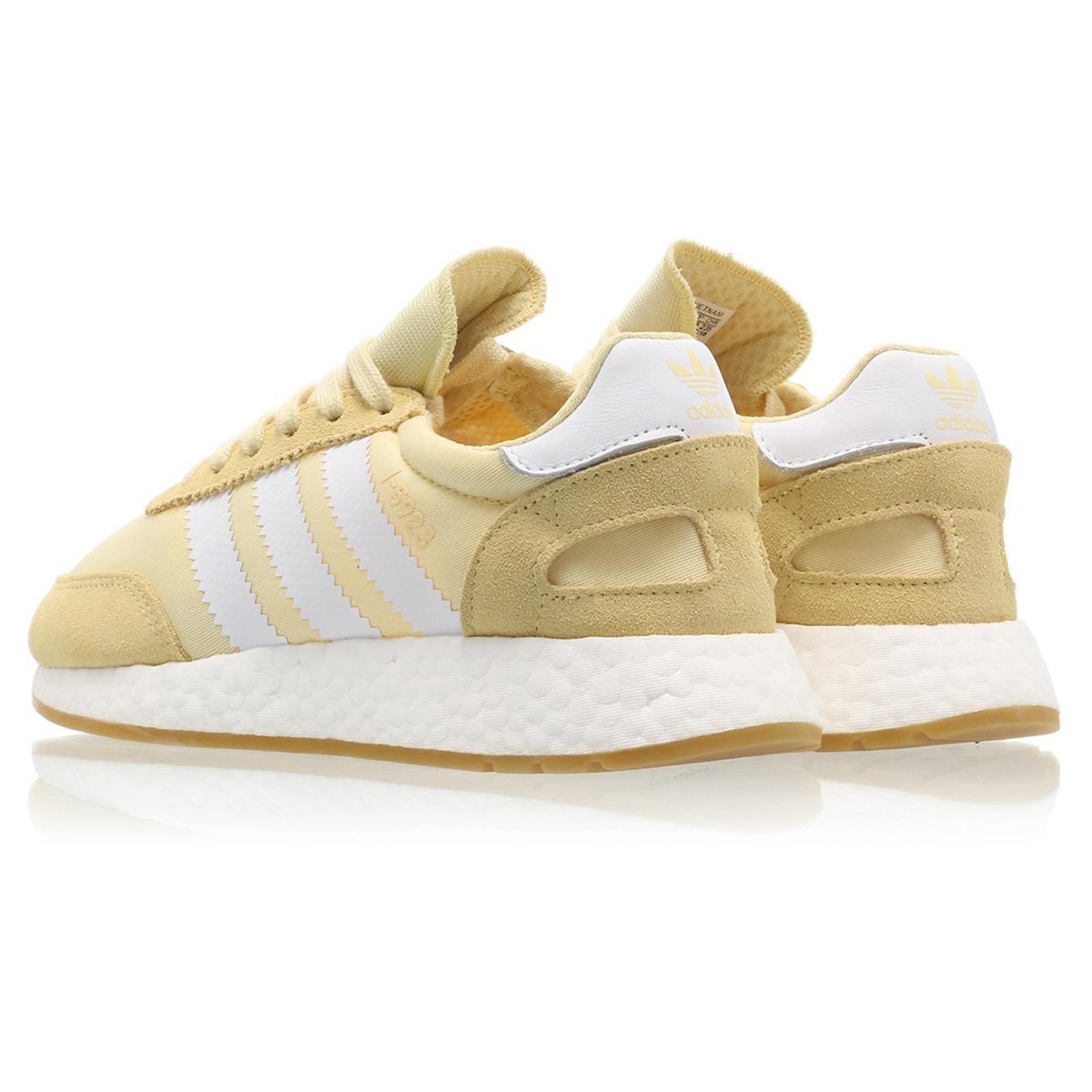 Scarpe da ginnastica Adidas Originals I 5923 in pelle giallo