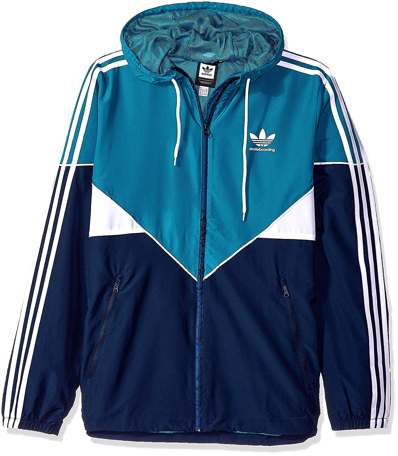 Details about Adidas Originals Premier Windbreaker Colorado Skatebording Jacket Windbreaker