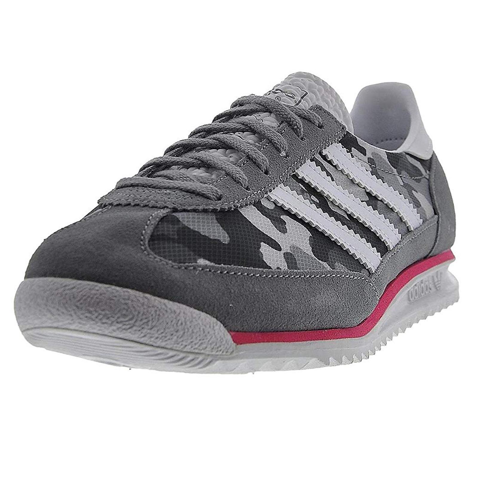Details zu adidas Retro SL 72 Retro Sneaker Vintage Spezial Schuhe Grau Camouflage 40 23