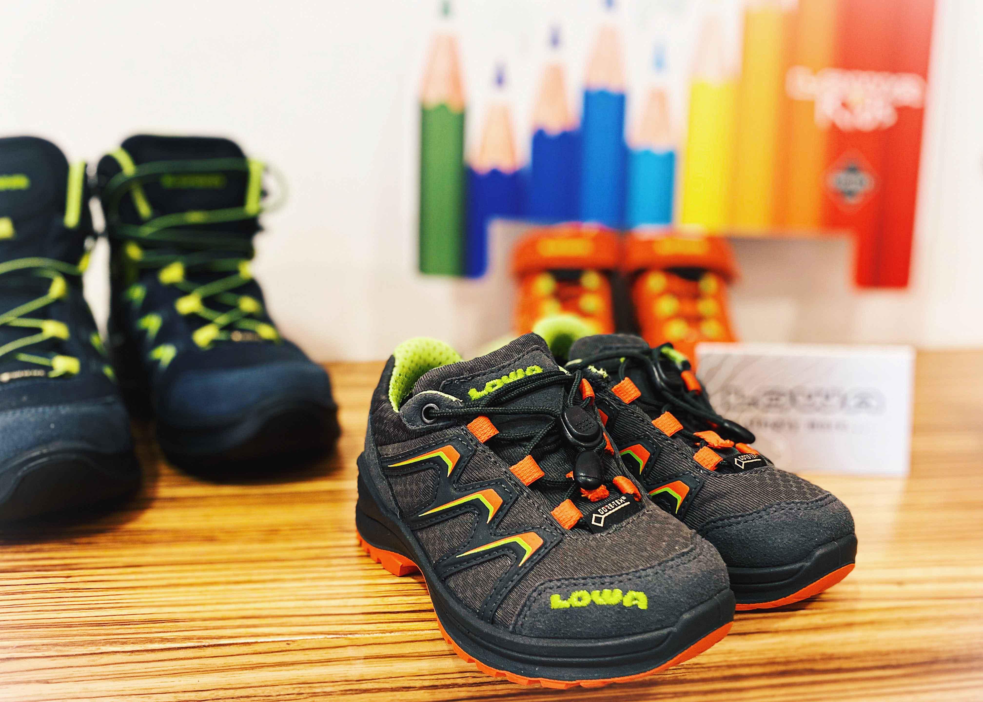 Praktische Outdoor-Schuhe