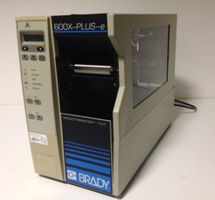 Brady 600X-Plus-e  Etikettendrucker Label Printer Drucker