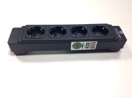 A&H Meyer Netbox M4 4-fach System Steckdosenleiste ohne Kabel