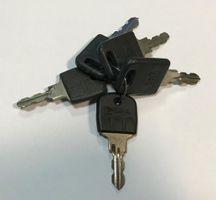 Ersatzschlüssel Büro Büroschlüssel 3000A bis 3283A König+Neurath Fortschritt Schärf