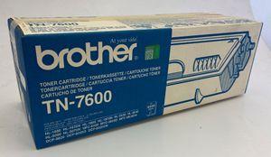 Brother TN-7600 Tonerkasette Tonercartridge