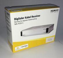 Humax NA-FOX C digitaler Kabel Receiver