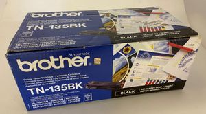 Brother TN-135BK Farbtoner, Toner Cartridge