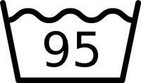 50er Pack, Frottier Seiftuch, 30x30cm, weiß, Hotelqualität, 510g/m² – Bild 3