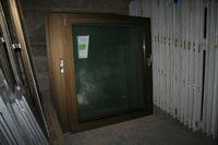 Aluminium-Fenster incl Rahmen,1 Flügel,Schüco,HxB ca.158x140,Dreh Kipp,DIN-Links – Bild 6
