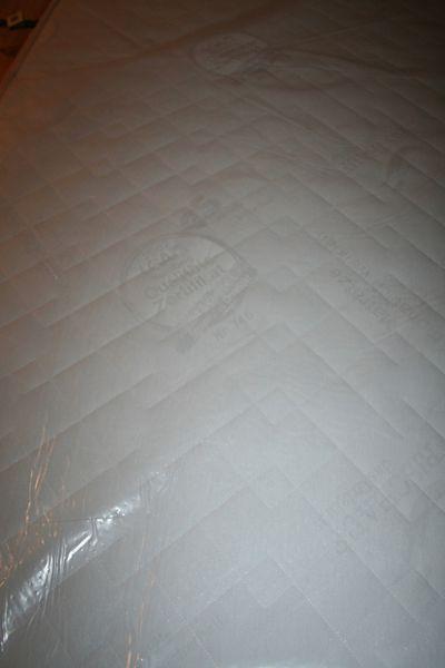 Hotelbett Boxspringbett 160x200cm, Bett incl. Matratze, Box: Leinenstruktur – Bild 11