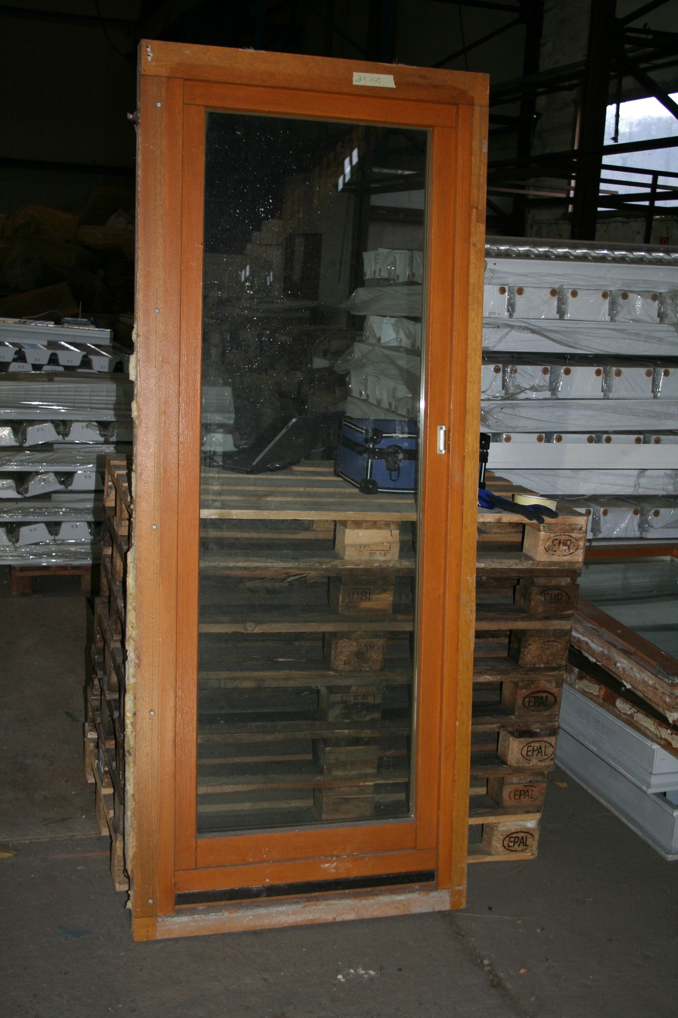 t r f r balkon hxb ca 210x85cm roto din rechts dreh kipp bauindustrie heimwerker t ren. Black Bedroom Furniture Sets. Home Design Ideas