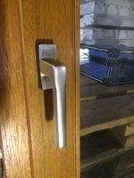 Tür für Balkon, HxB ca. 210x85cm, Roto, DIN-Rechts, Dreh-Kipp – Bild 5