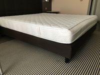 Hotelbett 180x200cm, Bett incl. Matratze, Kingsize – Bild 4