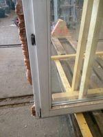 Holzfenster ca. 203x146cm, Doppelverglasung, mit Oberlicht, Dreh-Kipp – Bild 6
