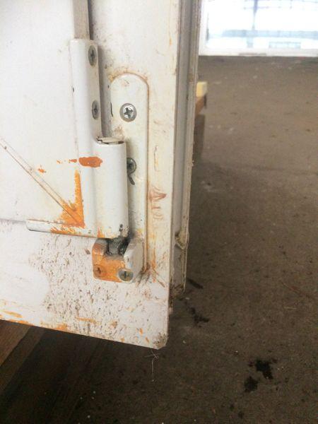 Schüco Tür für Balkon, Kunststoff, HxB ca. 226x99cm, DIN-Rechts, Dreh-Kipp – Bild 6