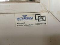Schüco Tür für Balkon, Kunststoff, HxB ca. 226x99cm, DIN-Links, Dreh-Kipp – Bild 4