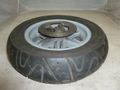 Felge mit Reifen Vorne M für Benelli K2 LC 50