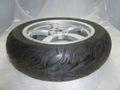 Felge mit Reifen Hinten für Peugeot Satelis 400 2006-2012
