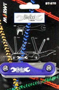 MARWI - Multitool 8in1 Fahrrad Werkzeug Multifunktionswerkzeug - BT-970 – Bild 3