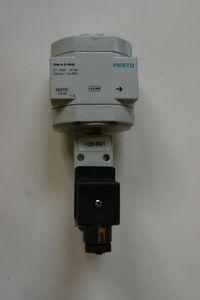 FESTO - Abzweigmodul FRM-H-D-MAXI + Druckschalter PEV-1/4-B - 162795