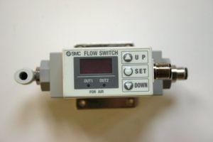 SMC - FLOW SWITCH Durchflussschalter - PF2A711-F03-67N