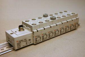 SMC - Steuerblock Eingangsblock Eingangseinheit - Serie  EX500