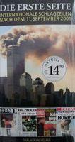 """""""Die Erste Seite"""" Schlagzeilen nach dem 11.September 2001 - ISBN 3898930521 001"""