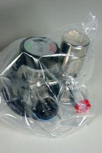 APTech - Vakuumventil mit Druckregler - AP 4550 / 3650SM (2) DRU/124 ISH