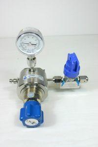 PARKER - Gasentnahmestelle Druckminderer - SQ140E - für Stickstoff – Bild 1