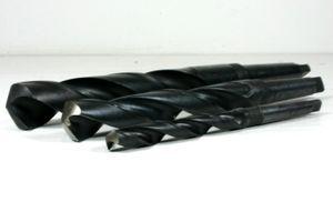 Werkö - Spiralbohrer Metallbohrer - HSS - Morsekegel MK3 - Ø 23,25 - 31,75 mm
