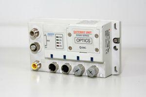 SMC - Dezentrale Übertragungseinheit Gateway Unit Profibus- EX500-GPR1A – Bild 1