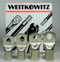 WEITKOWITZ - 5x Rohrkabelschuhe Rohrkabelschuh - 25 - 150 mm² 001